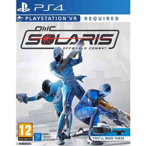 Solaris: Off World Combat (PS4 PSVR)