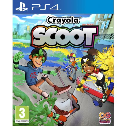 Crayola Scoot (PS4)