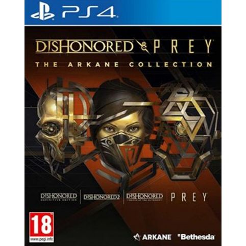 Dishonored & Prey - The Arkane Collection (PS4)