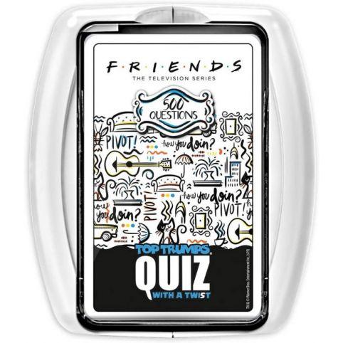 Friends Top Trumps Quiz