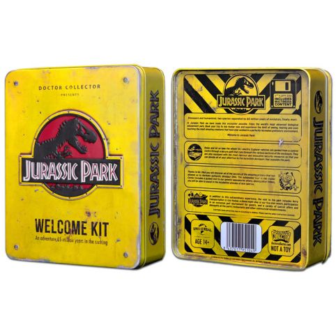 Jurassic Park - Welcome Kit