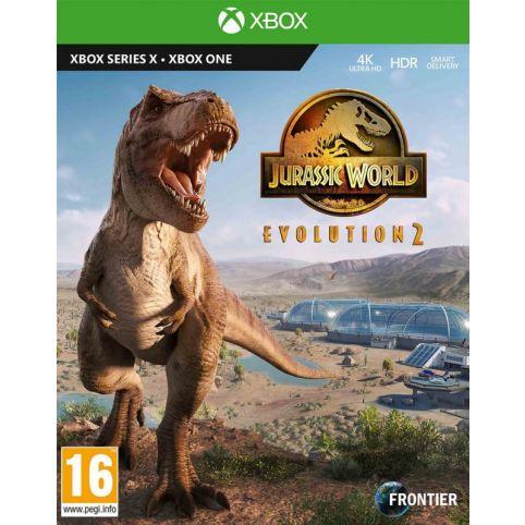 Jurassic World Evolution 2 (Xbox Series X)