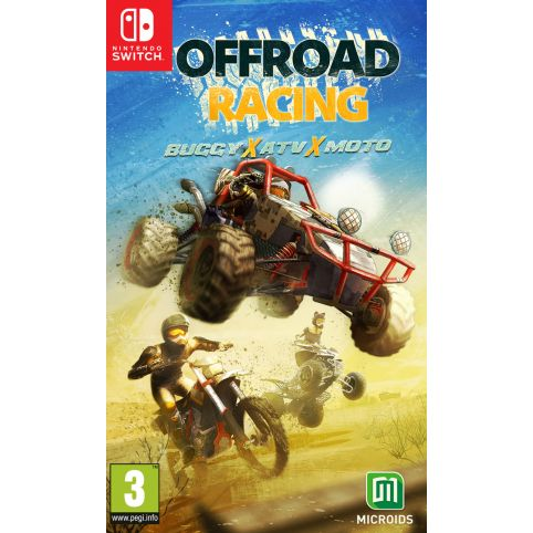Off Road Racing (Switch)