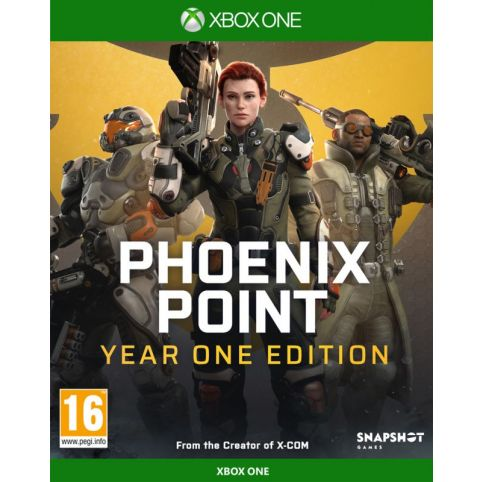 Phoenix Point - Year One Edition (Xbox One)