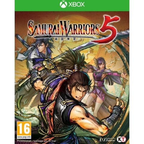 Samurai Warriors 5 (Xbox One)