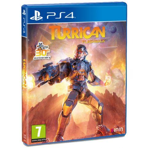 Turrican Flashback (PS4)