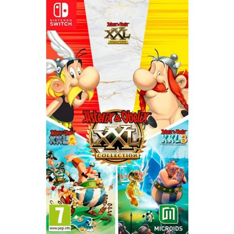 Asterix & Obelix - XXL Collection (Switch)