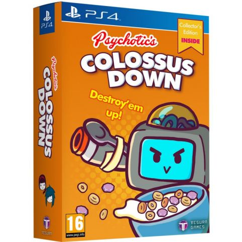 Colossus Down Destroy'em Up Edition (PS4)