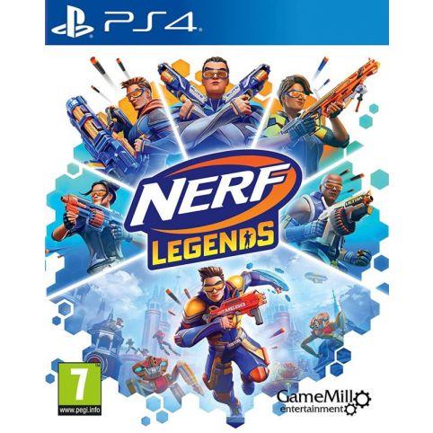 Nerf Legends (PS4)