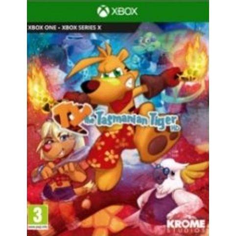TY The Tasmanian Tiger HD (Xbox One)