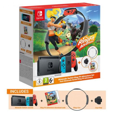 Nintendo Switch Ring Fit Adventure Edition (Switch)