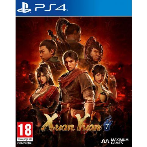 Xuan Yuan Sword 7 (PS4)