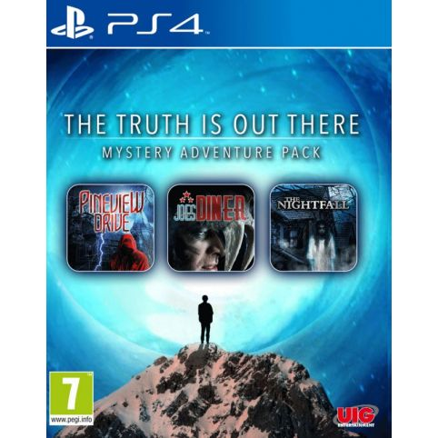 The Truth Is Out There - Mystery Adventure Pack (PS4)