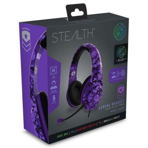 STEALTH XP-Ranger Gaming Headset - Royal Camo