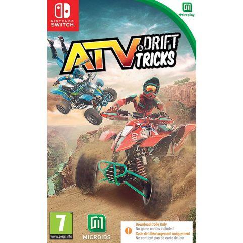 ATV Drift & Tricks [Code In A Box] (Switch)
