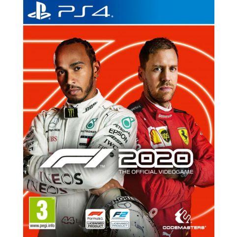 F1 2020 Standard Edition (PS4)