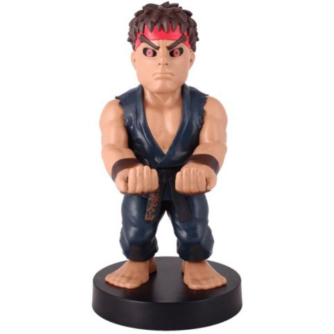 Evil Ryu Cable Guy Device Holder