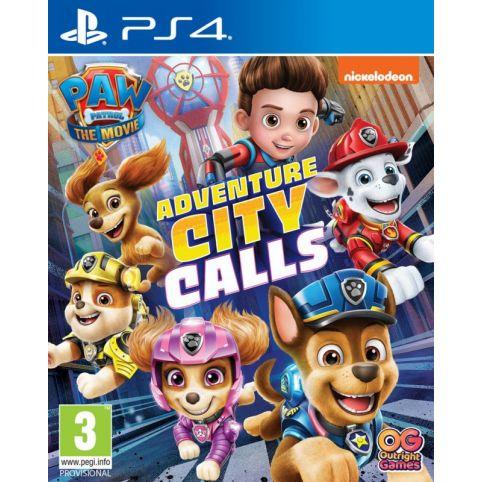 PAW Patrol Adventure City Calls (PS4)
