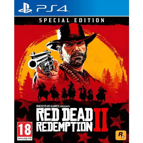 Red Dead Redemption 2 - Special Edition (PS4)
