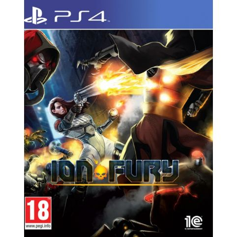 Ion Fury Standard Edition (PS4)