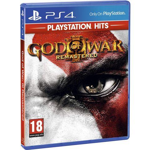 God of War 3 Remastered - PlayStation Hits (PS4)
