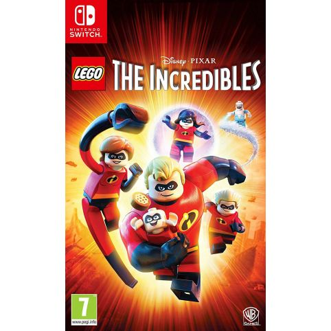 LEGO The Incredibles (Switch)