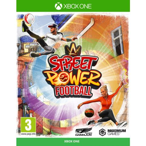 Street Power Football (Xbox One)