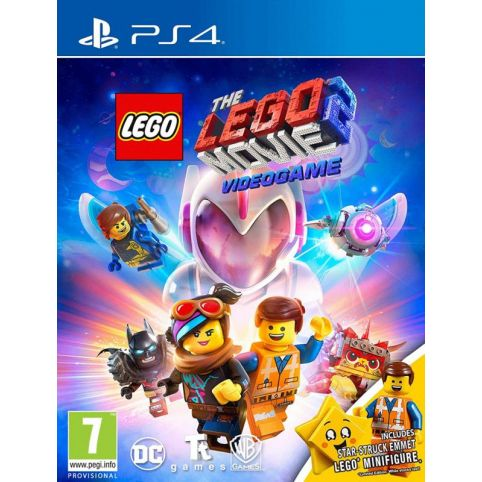 LEGO Movie 2: The Video Game - Minifigure Edition (PS4)