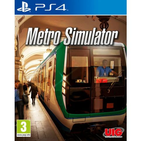 Metro Simulator (PS4)