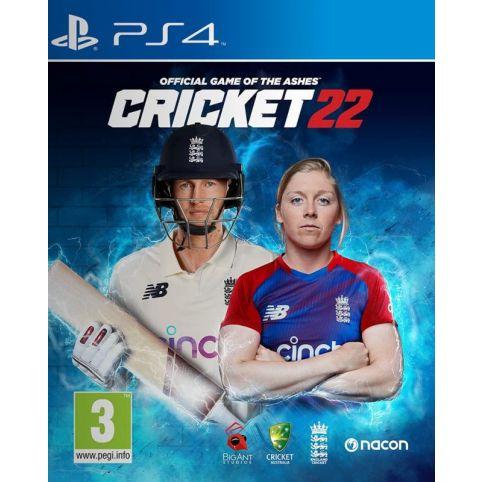 Cricket 22 (PS4)