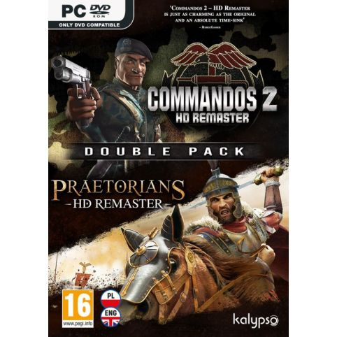 Commandos 2 & Praetorians HD Remaster Double Pack (PC)