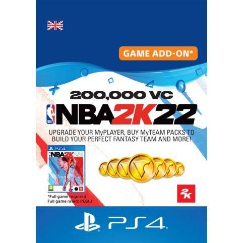NBA 2K 200,000 VC - UK Account