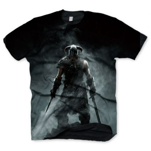 The Elder Scrolls: Skyrim - Dragonborn T-Shirt (M)