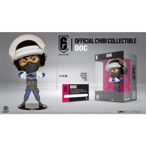 Six Collection: Series 5: Doc Chibi Figurine