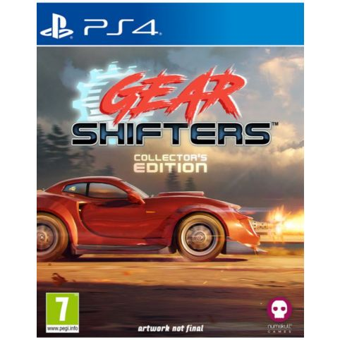 Gearshifters Collector's Edition (PS4)