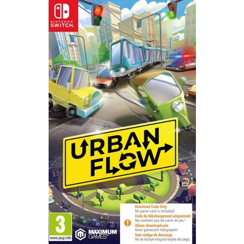 Urban Flow [Code In A Box] (Switch)
