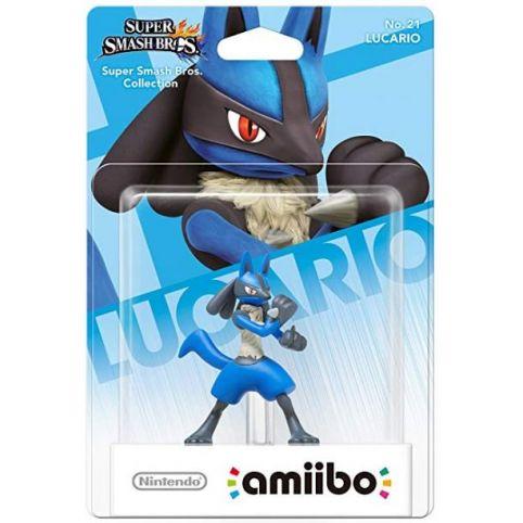 Smash Lucario No. 21 Amiibo (amiibo)