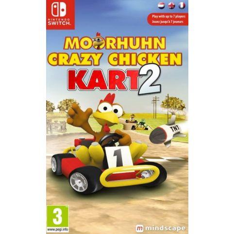 Crazy Chicken Kart 2 (Switch)
