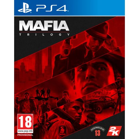 Mafia: Trilogy (PS4)
