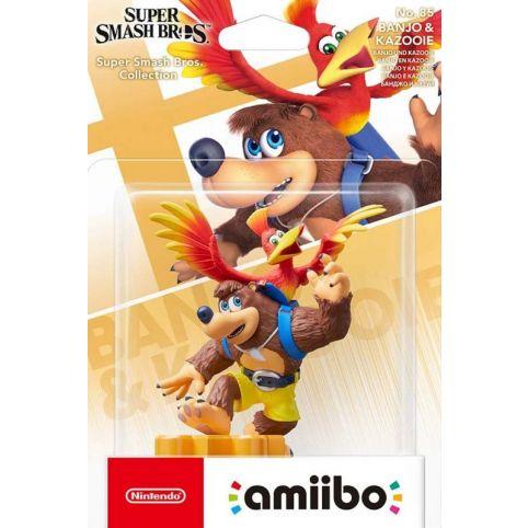 Amiibo Banjo & Kazooie - Super Smash Bros Collection (Amiibo)