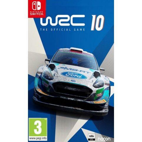 WRC 10 (Switch)