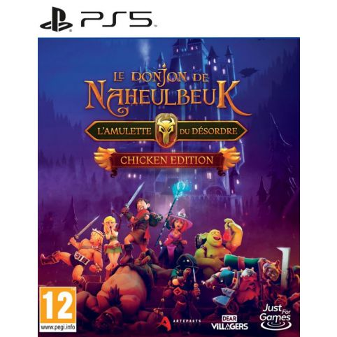 The Dungeon Of Naheulbeuk: Amulet Of Chaos Chicken Edition (PS5)