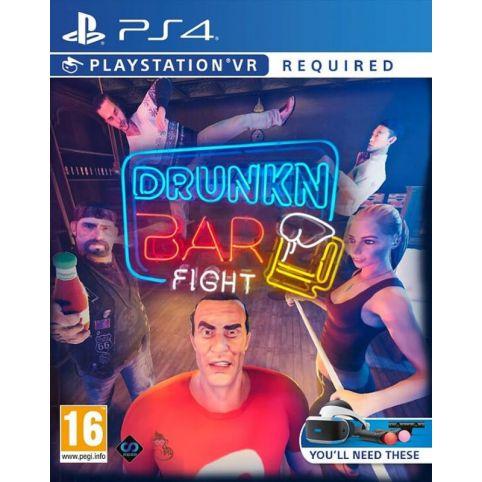 Drunkn Bar Fight (PS4 PSVR)