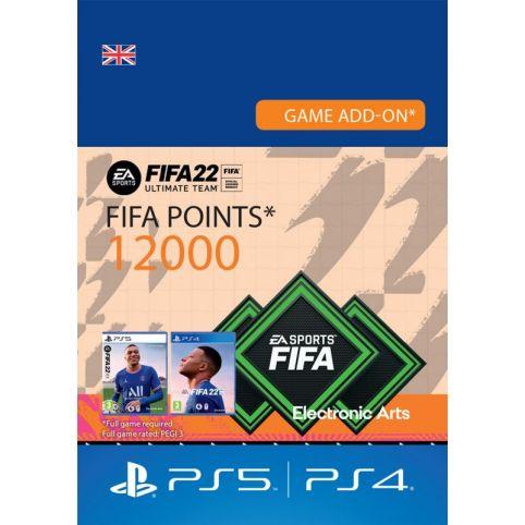 FUT 22 – FIFA Points 12000 - UK account