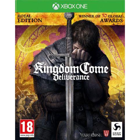 Kingdom Come Deliverance Royal Edition (Xbox One)