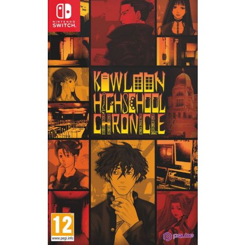 Kowloon High-School Chronicle (Switch)