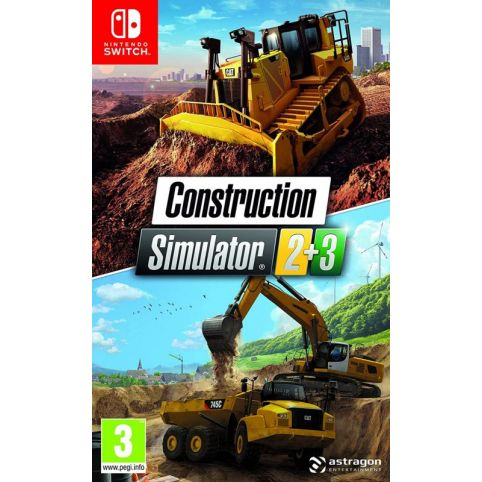 Construction Simulator 2+3 Switch Bundle (Switch)