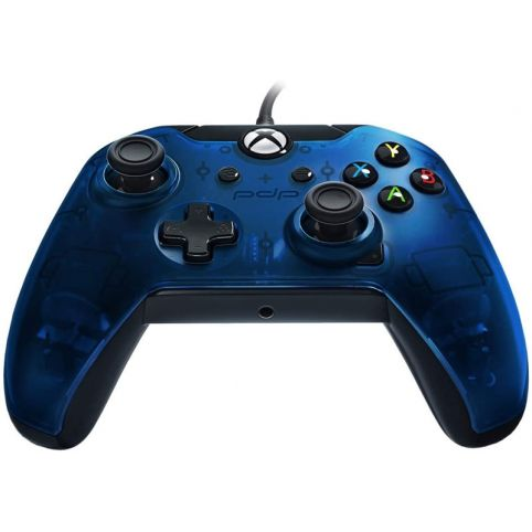 Wired Controller - Blue (Xbox One)
