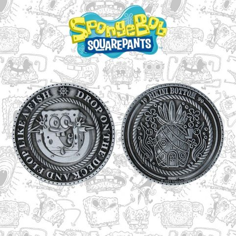 SpongeBob Limited Edition Coin
