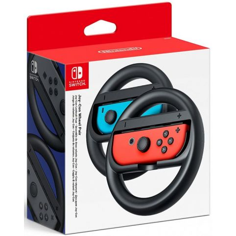 Nintendo Switch Joy-Con Wheel Accessory Pair (Switch)
